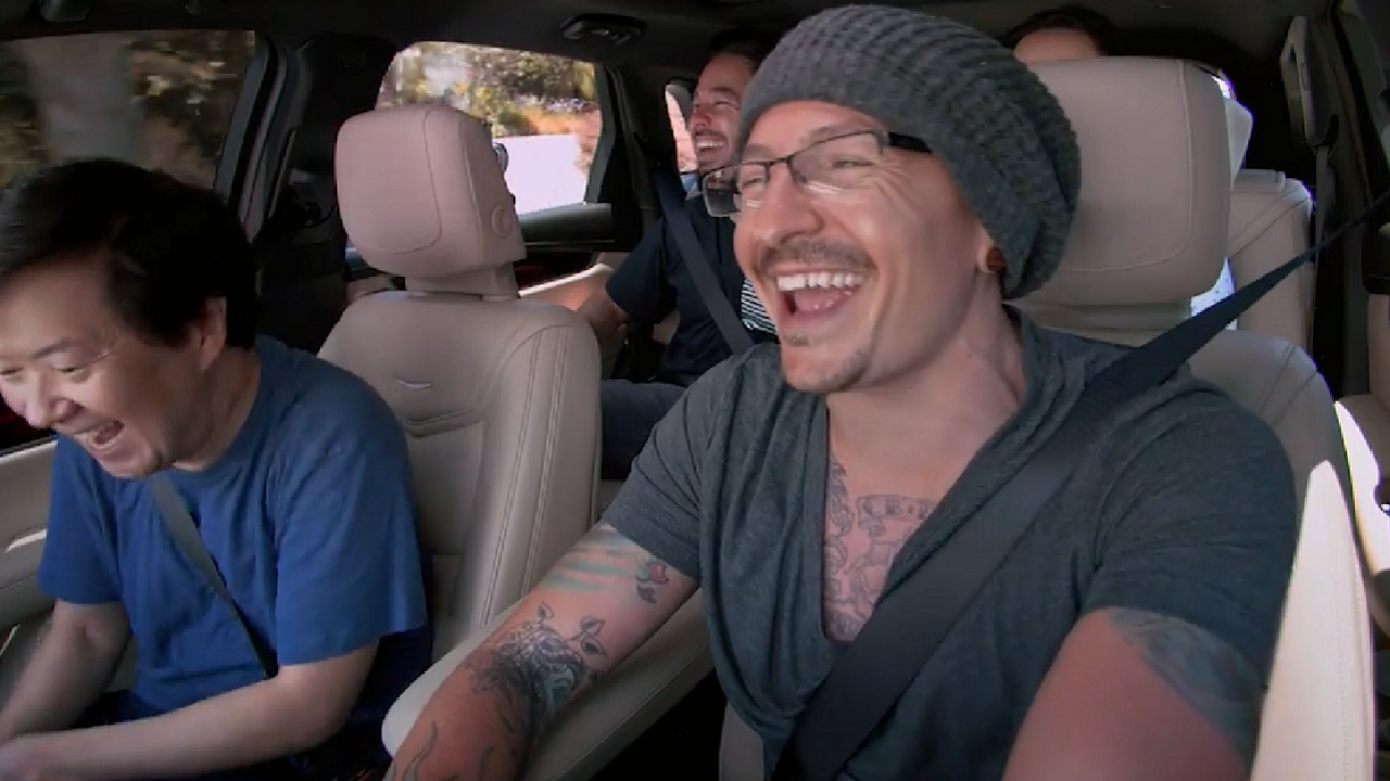 Apple Music Releases Carpool Karaoke Episode Featuring Chester